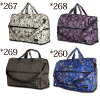 (4) HAPI+TAS (hapitas) carry-on bag Siffler (cifre) folding Boston bag H0002 cabin carry-in also! Tote bag cute nylon diaper bag (Mama g/mother bug)