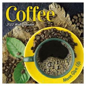 壁掛け 2022年 カレンダー COFFEE TURNER 写真 コーヒー インテリア 令和4年暦 マシュマロポップ