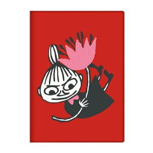 B6 マンスリー ムーミン 手帳 2022 フェイスアップ リトルミイ 北欧 サンスター文具 スケジュール帳 10月始まり 月間 ダイアリー 令和4年 手帖 マシュマロポップ