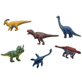 ディノマグネット6個セット 恐竜 Aセット キッチン磁石通販店 マシュマロポップ【あす楽】ティーンズ 雑貨 通販 マシュマロポップ【ママ割 登録 エントリー3倍】2/28まで
