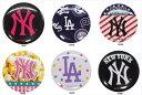 缶バッジ ニューヨークヤンキース MLB 野球 クラックス 44mm 雑貨 通販