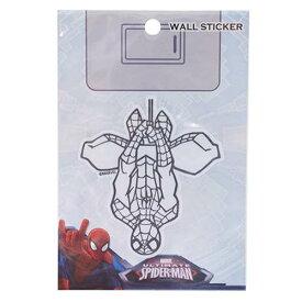 スパイダーマン ウォールデコステッカー ウォールステッカー さかさま マーベル スモールプラネット カッコいい 壁デコシール ファンシー 雑貨