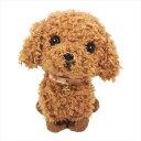 PUPS! ぬいぐるみ ぬいぐるみS トイプードル ブラウン 犬 サンレモン 16cm DOG ファンシー雑貨