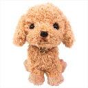 PUPS! ぬいぐるみ ぬいぐるみS トイプードル ベージュ 犬 サンレモン 16cm DOG ファンシー雑貨