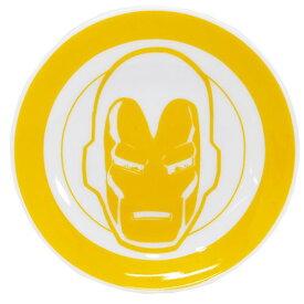 アイアンマン 小皿 ミニプレート マーベル サンアート 直径10.5cm アメコミ キャラクターグッズ MARVELCorner