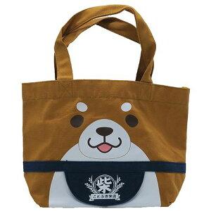 トートバッグ ミニ おかか 忠犬もちしば ランチバッグ エスケイジャパン かわいい お弁当かばん ティーンズ ジュニア マシュマロポップ