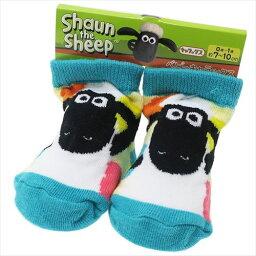 暫停羊的肖恩嬰兒短襪小行星7-10cm喜愛的悲哀雜貨郵購棉花糖活潑