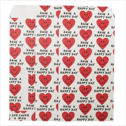 【長札 金封 L 3枚セット】 HEART SMILE ポチ袋 オクタニコーポレーション おとしだま袋 封筒 おもしろ雑貨グッズ通販【メール便可】【あす楽】マシュマロポップ