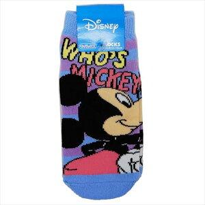 キッズ ソックス おしりフリフリ ミッキーマウス 子供用靴下 ディズニー スモールプラネット 13-18cm ティーンズ ジュニア かわいい グッズ メール便可 マシュマロポップ