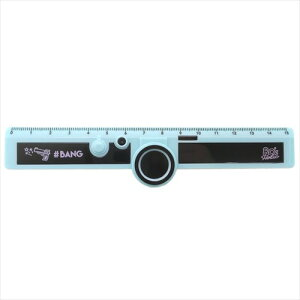カメラ型15cm 定規 ミント 80's HOLIC ものさし クラックス 小学生 中学生 エイティーズ おもしろ文具 メール便可 マシュマロポップ
