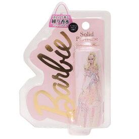 ソリッドパフュームスティック ピンク イノセントフルール バービー 練り香水 Barbie SHO-BI フレグランス ギフト 雑貨 ティーンズ ジュニア マシュマロポップ