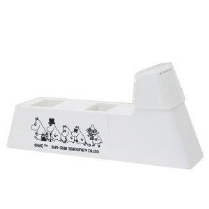 LaCut ラカット ホワイト ムーミン テープカッター 北欧 サンスター文具 小学生 中学生 ティーンズ ジュニア かわいい グッズ マシュマロポップ