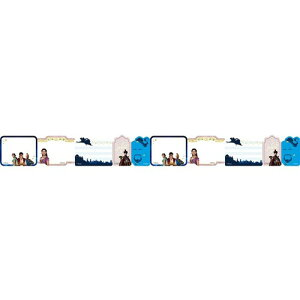 ロール メモ ふせん アラジン 付箋 ディズニー インロック ギフト 雑貨 コレクション ティーンズ ジュニア マシュマロポップ
