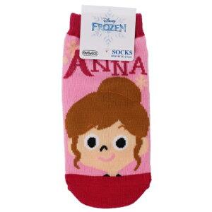 ジュニア ソックス アナアップ アナと雪の女王 2 子供用 靴下 ディズニー スモールプラネット 15-21cm ティーンズ ジュニア かわいい グッズ メール便可 マシュマロポップ