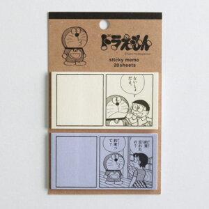 コミック スティッキー メモ やくそく ドラえもん 付箋 グリーンフラッシュ 文具 かわいい アニメティーンズ ジュニア メール便可 マシュマロポップ