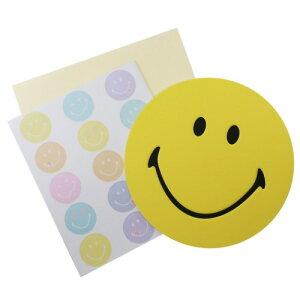 ぷくぷく 寄せ書き メッセージボード スマイリーフェイス 色紙 Smiley Face アクティブコーポレーション 卒業記念 思い出 雑貨 ティーンズ ジュニア マシュマロポップ