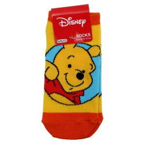 ジュニア ソックス サークル くまのプーさん 小学生用 靴下 ディズニー スモールプラネット 15-21cm ティーンズ ジュニア かわいい グッズ メール便可 マシュマロポップ