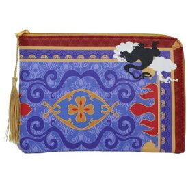 母子手帳ケース アラジン スリム マルチケース 魔法の絨毯 ディズニー クーザ トラベルポーチ マシュマロポップ