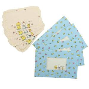 メッセージカード 今井杏 ミニカード & 封筒 4枚セット わくわくタイム オリエンタルベリー グリーティングカード かわいい メール便可 マシュマロポップ