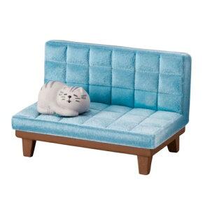 スマホスタンド うたたね スマートフォンスタンド 猫 ブルー デコレ ねこ ネコ インテリア プレゼント かわいい 女の子向け マシュマロポップ