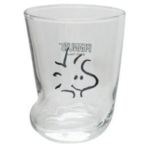 ガラスコップ スヌーピー ソックス タンブラー S フェイス ウッドストック ピーナッツ マリモクラフト プレゼント ギフト雑貨 マシュマロポップ
