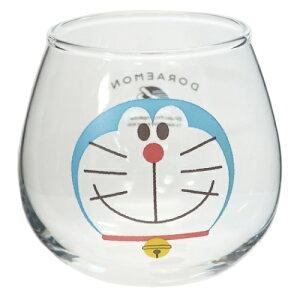 ガラスコップ ドラえもん ゆらゆら タンブラー フェイス 藤子F不二雄 金正陶器 プレゼント かわいい アニメ マシュマロポップ