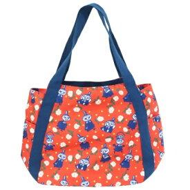 トートバッグ ムーミン バルーンバッグ お花とリトルミイパターン ディックブルーナ スモールプラネット マザーバッグ マシュマロポップ