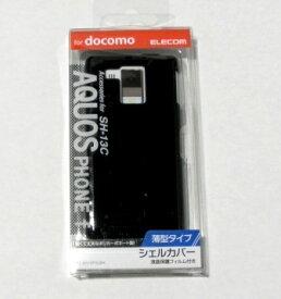 スマホケース《AQUOS PHONE f SH-13C》スマートフォンカバーdocomo 保護フィルム付