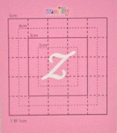 【スワロフスキー27個付イニシャルシール】(オリジナルスマートフォン ケース・カバー)大文字WH(小)X