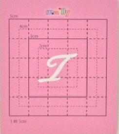 【スワロフスキー27個付イニシャルシール】(オリジナルスマートフォン ケース・カバー)大文字WH(小)T