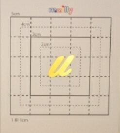 【スワロフスキー20個付イニシャルシール】(iphone4sアイホンケース・カバー激安&デコ)小文字GD(大)u