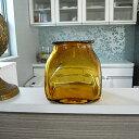 フラワーベース 花瓶 アンティークボトルTLA2156(PU 1)アンベルトベースG294-15-835/アンバー 涼しげなインテリア 楽しい家作り
