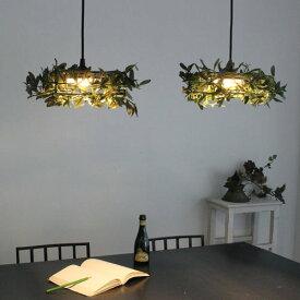 LEDアローロ アイアン ペンダントランプ-LED Alloro Iron pendant lamp- 【メーカー取寄品】4580157050586 夏のトラベルインテリア mmis流遊び方