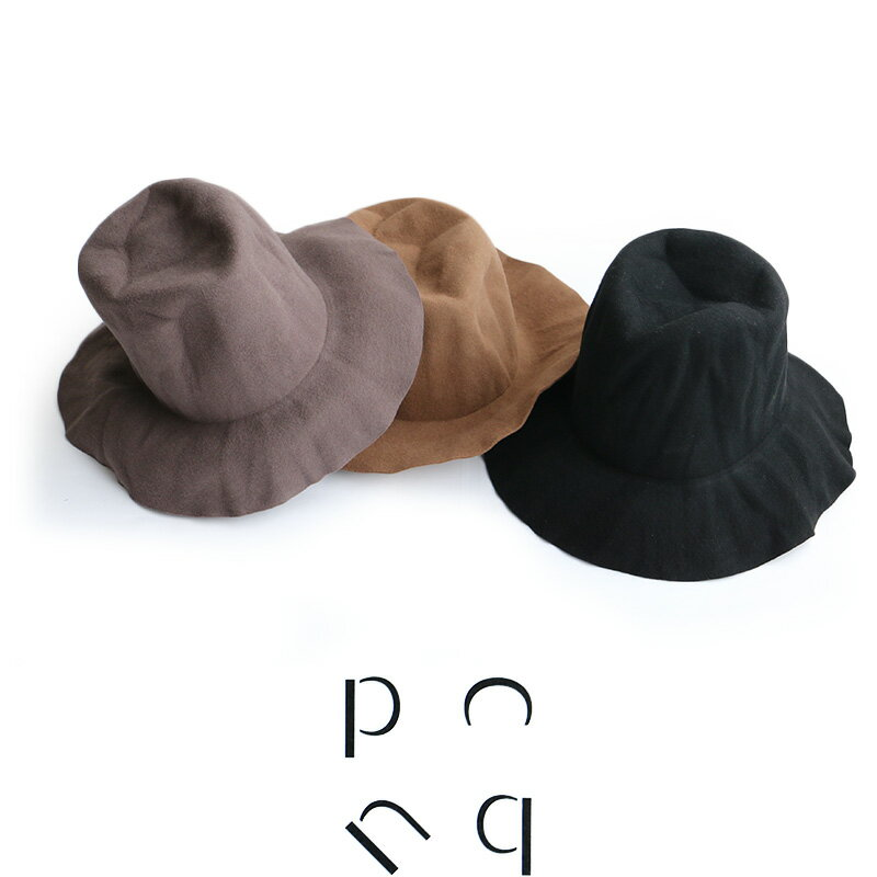n【2017AW】【送料無料】parc-nique パークニック ウールハット PQ17AW-31【RCP】