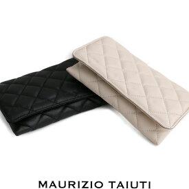 【30%★OFF】MAURIZIO TAIUTI マウリツィオタユーティ キルティング2wayショルダーバック B16186N【RCP】