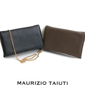 【30%★OFF】MAURIZIO TAIUTI マウリツィオタユーティ レザー2wayショルダーバック B16186D【RCP】