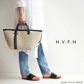 【40%★OFF】【2021SS】H.V.F.N ハブファン SAILOR Medium ジュートトートバッグ HV0106【RCP】25th