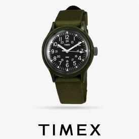 TIMEX タイメックス オリジナルキャンパー36mm TW2P88400  【RCP】2021AW