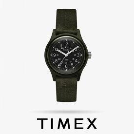 【日本限定】TIMEX タイメックス オリジナルキャンパー 29mm TW2T33700  【RCP】2021AW