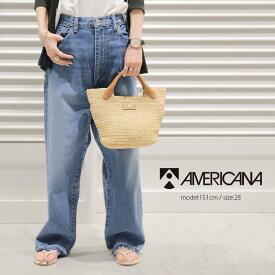【30%★OFF】AMERICANA アメリカーナ ビッグサイズ5ポケット ジーンズ AL-377 USED 【RCP】