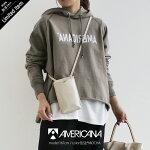 【2020AW】AMERICANA×MMN【別注アイテム】アメリカーナフードスウェットASO-440GB/2【RCP】
