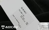 【2019AW】AMERICANA×MMN【別注アイテム】アメリカーナ裏起毛スウェットフーディGB-004/3【RCP】