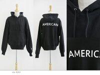 【2019AW】AMERICANA×MMN【別注アイテム】アメリカーナ裏起毛スウェットフーディGB-004/1【RCP】