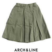 【kids】ARCH&LINEアーチ&ラインプリーツスカートAL811507【RCP】