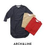 【2018★AW】【kids】ARCH&LINEアーチアンドラインチュニックワンピースAL812310【RCP】キッズ・トップス