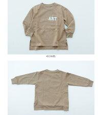 【2018★AW】【kids】ARCH&LINEアーチアンドラインビッグTシャツAL812332【RCP】キッズ・トップス