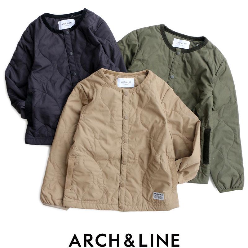 j【2018AW】【kids】ARCH&LINE アーチアンドライン キルティングダウンジャケット AL812904【RCP】
