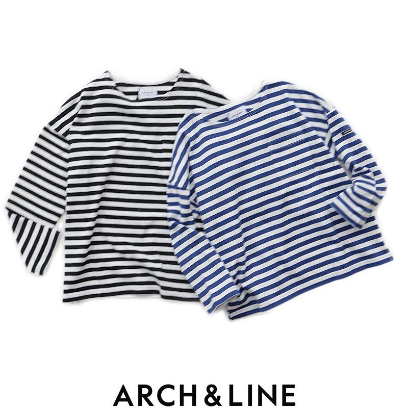 【2019SS】【kids】ARCH&LINE アーチアンドライン SCHOOL BORDER TEE ボーダーTシャツ AL911305【RCP】
