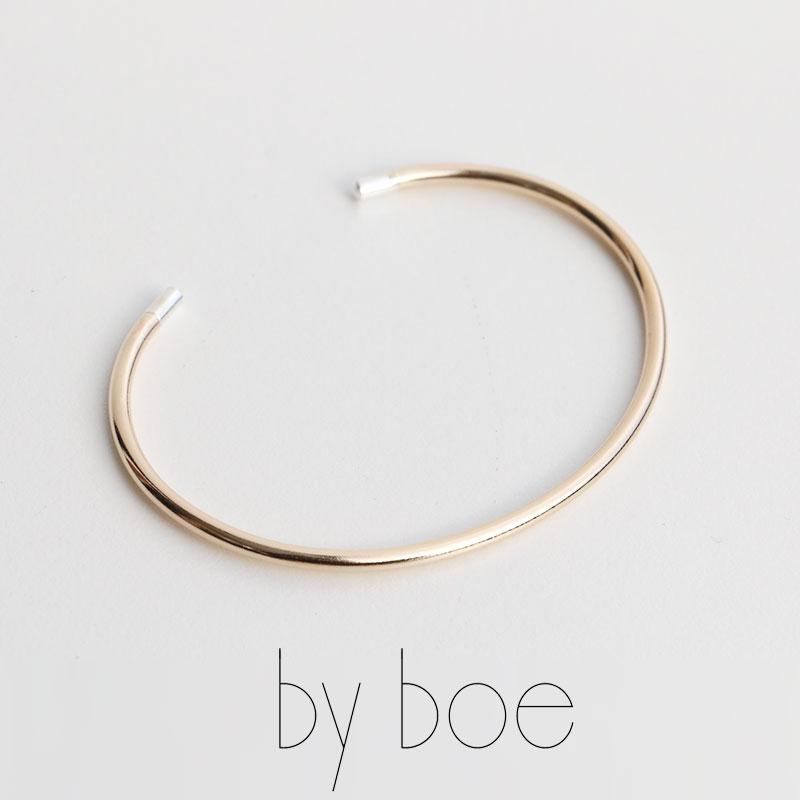 f【SALE対象外】【送料無料】by boe バイボー カフブレスレット b158【RCP】