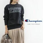 【2019AW】ChampionチャンピオンクルーネックスウェットシャツC3-Q027【RCP】スポーツウエア・アウトドア